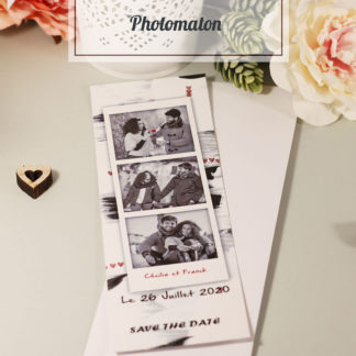 Marque Page / Photomaton